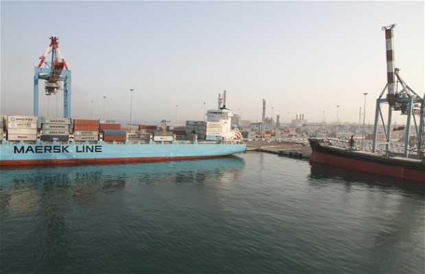 Puerto de Ashdod