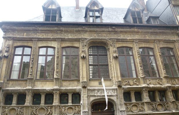 Office de tourisme de Rouen