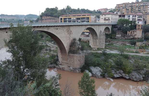 Puente Gótico o de los Peregrinos