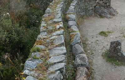 Sayaqmarka - Camino del Inca