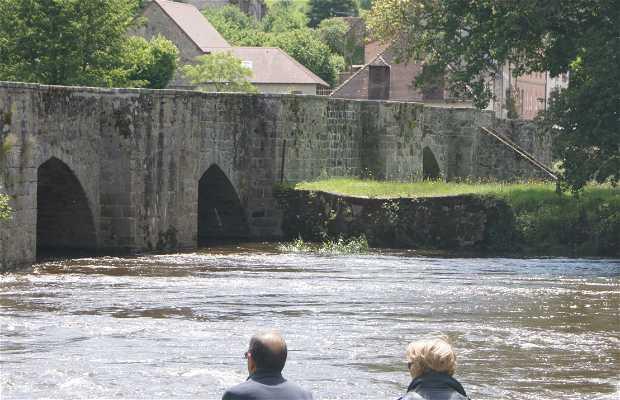 Puente sobre la Creuse