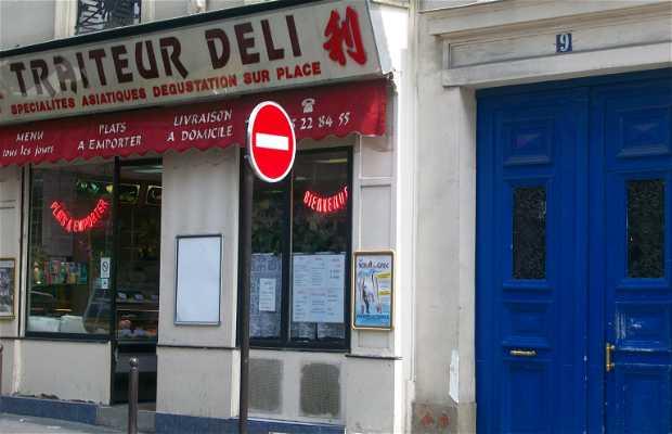 Déli Traiteur, Paris, Francia