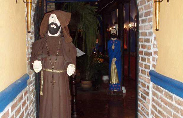 La Abadìa del Ángel Restaurant