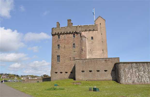Castillo de Broughty Ferry