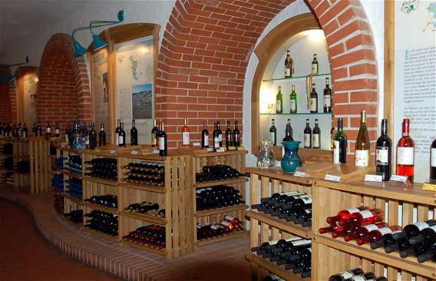 Magyar Borok Haza, Casa dei vini ungheresi