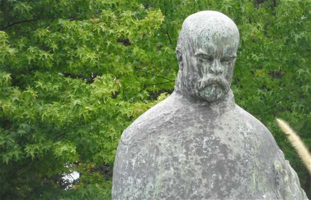 Statue de Paul Verlaine