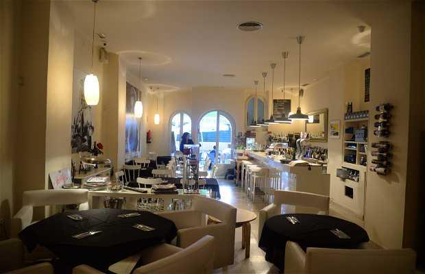 Restaurante La casa de los Martini