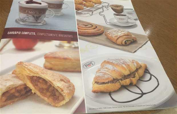 Fran's Café - Shopping Morumbi