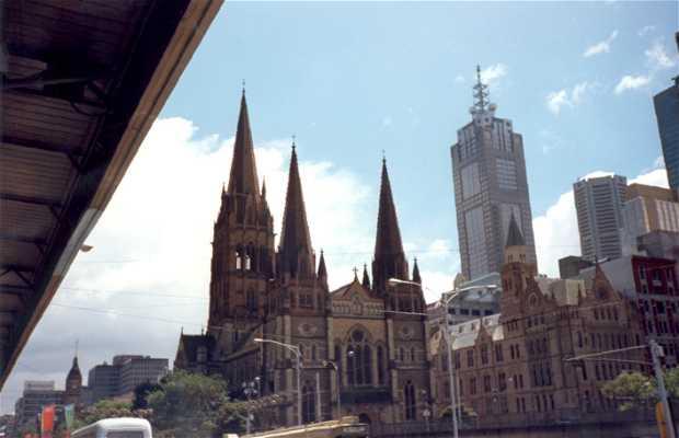 Cathédrale Saint-Paul de Melbourne