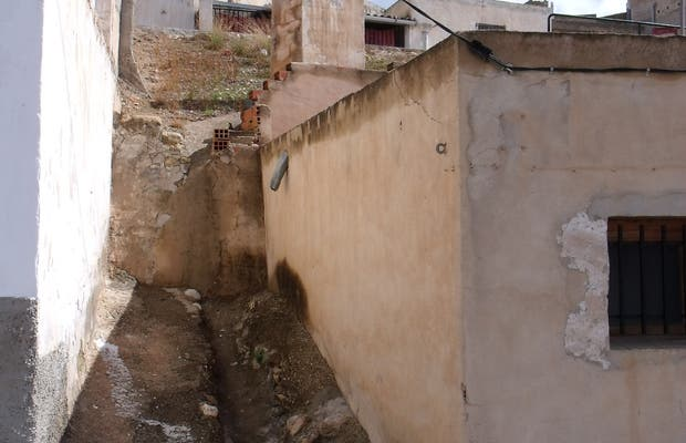 "Barrio del ""calvari"""