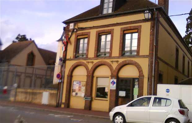 L'office de tourisme de Verneuil sur Avre