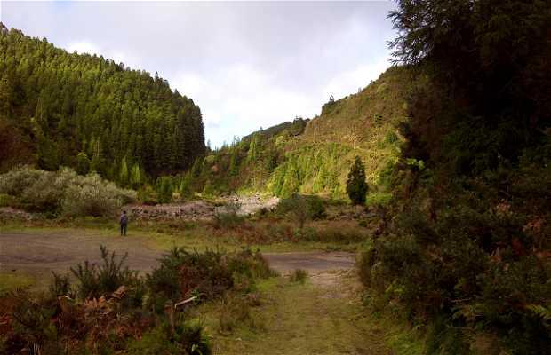 Reserva Natural Valle das Lombadas