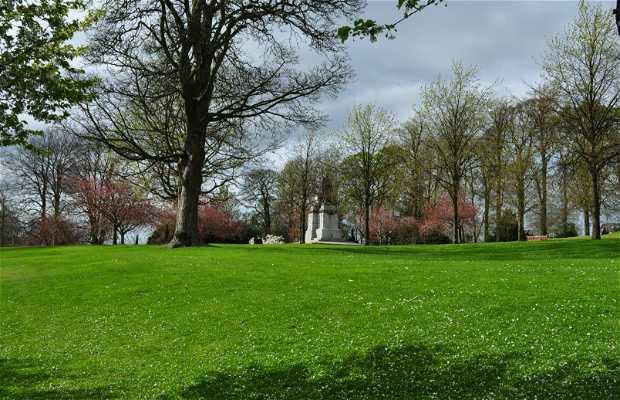 Parque de Pittencrieff