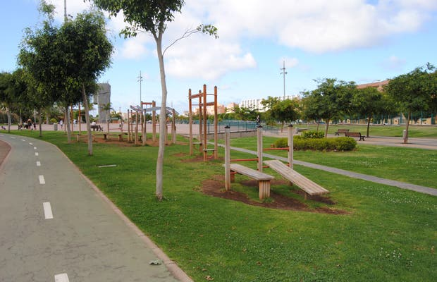 Juan Pablo II park