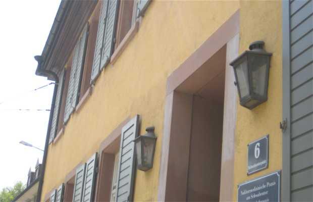 Schwabentorplatz