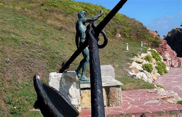 Museo de Anclas Philippe Cousteau