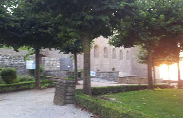 Giardino della Rocca dei Papi
