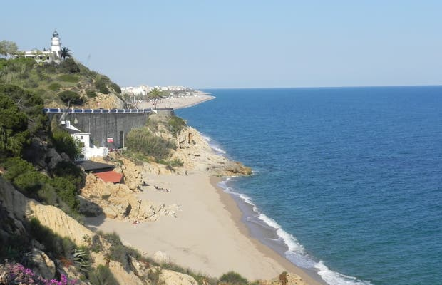 Playa del garbi