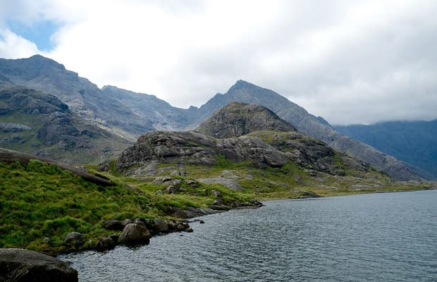 The Black Cuillin