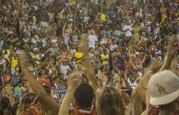 Ensaio Técnico das Escolas de Samba
