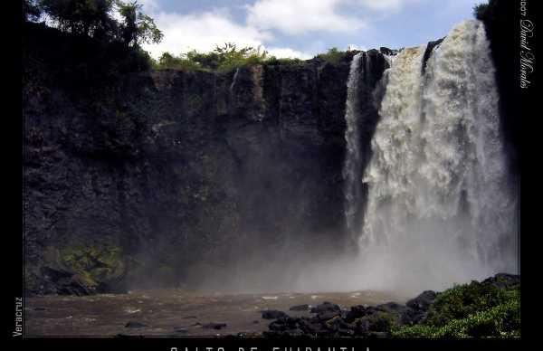 Cascada Salto de Eyipantla