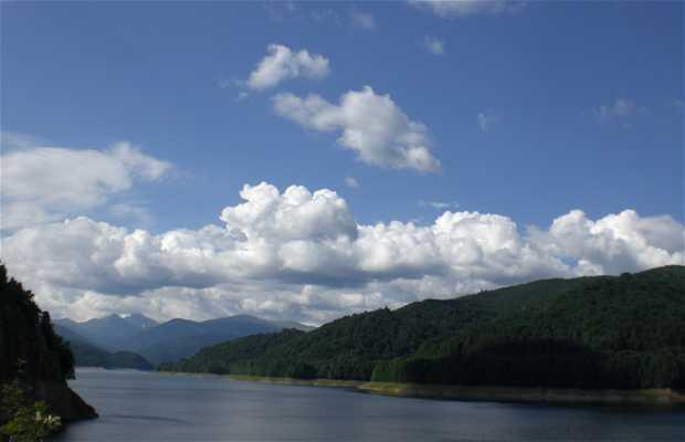 Lago de Vidrau