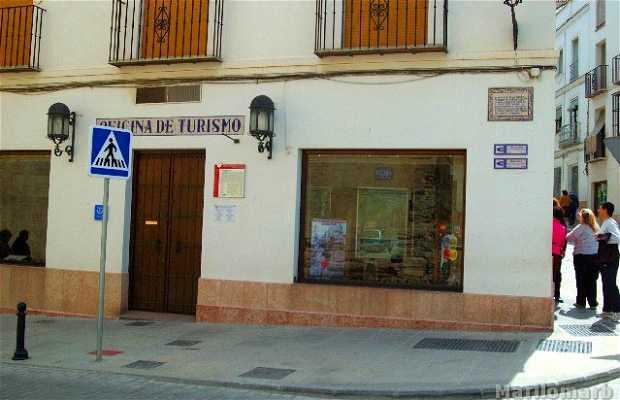 Oficina de Turismo de Antequera