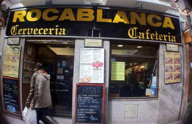 Cafeteria Rocablanca