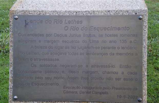 Leyenda del Rio Lethes. El rio del olvido