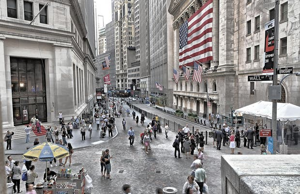New York Stock Exchange - La Bolsa de Wall Street