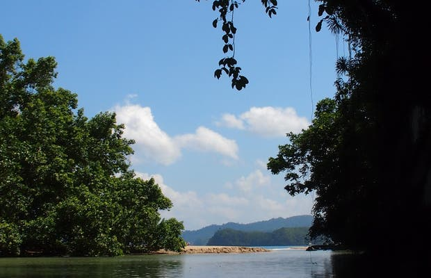 Parc national de Puerto Princesa Underground River