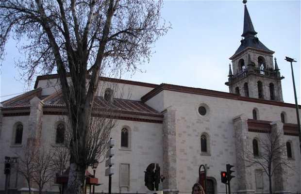 Cathédrale Magistrale d'Alcalá