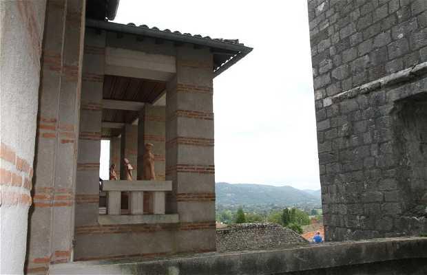 La terrazas de la catedral
