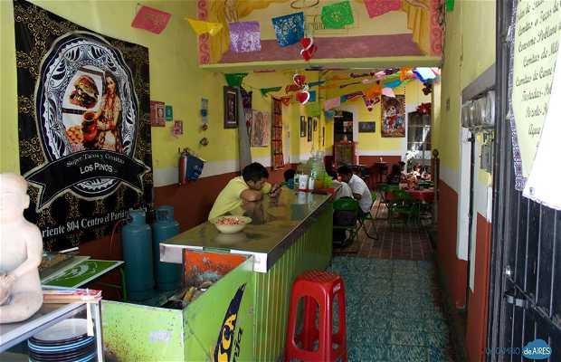 Cemitas y Tacos Los Pinos