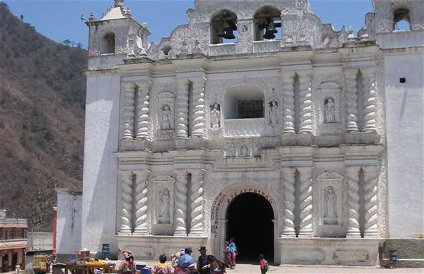 Iglesia de Zunil