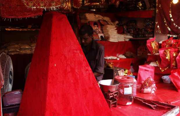 Mercadillo del Mansa Devi
