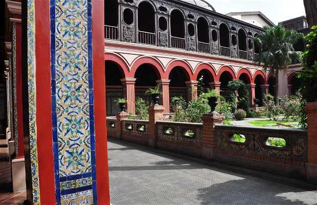 Claustro del Monasterio de Santo Domingo
