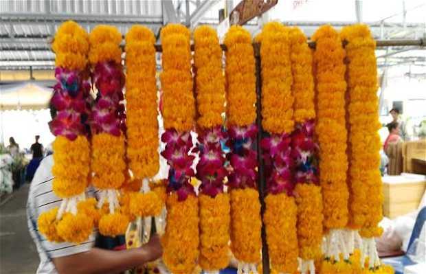 Mercado de Flores Phahurat