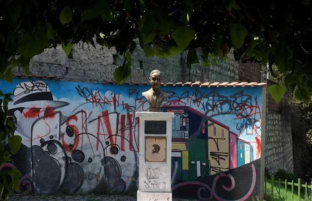Plaza Carlos Gardel