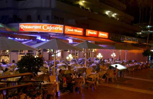 Ambiente Nocturno en Costa Adeje