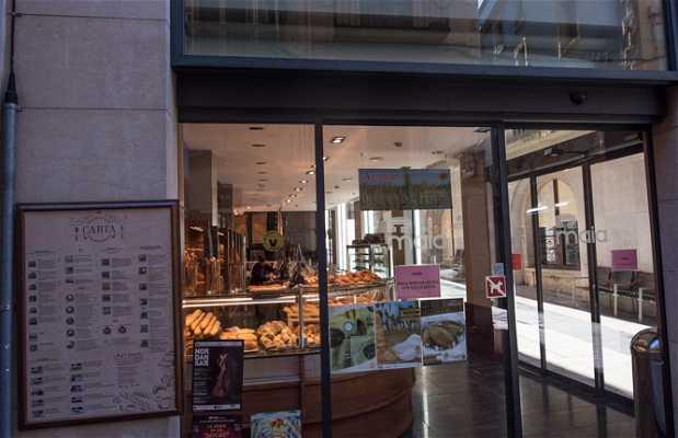 Cafeteria y panaderia Maia