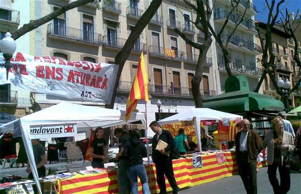Le jour de Sant Jordi