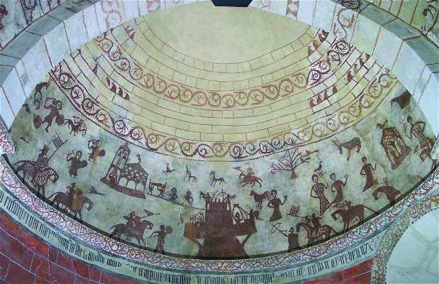 Visitas al casco histórico de Salvatierra y pinturas murales de Gazeo y Alaiza