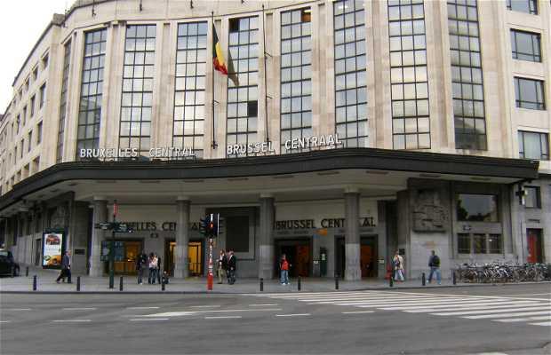 Estación central - Gare Centrale