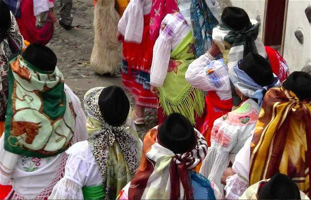 Fiestas populares Pintag