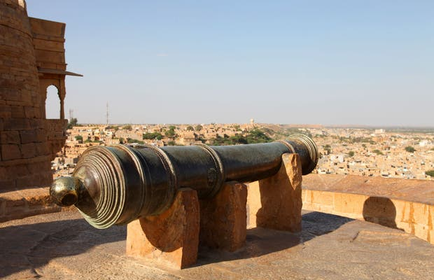Canons de Jaisalmer