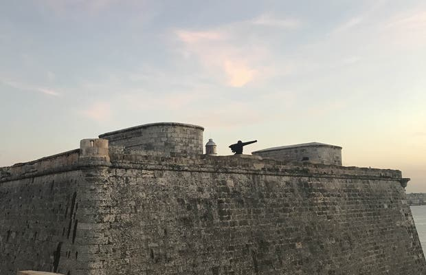 Castelo de San Carlos de la Cabaña