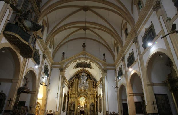 Iglesia de la Merced en Palma