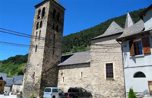 Iglesia de Santa María de Vilamòs