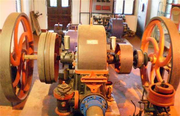 Turbine hydraulique (Distillerie Depaz)